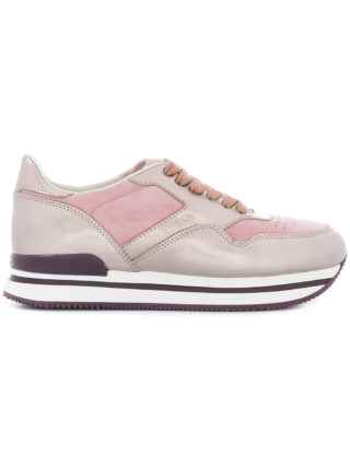 Hogan H222 sneakers - Pink & Purple
