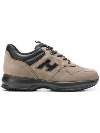 Hogan Interactive sneakers - Brown