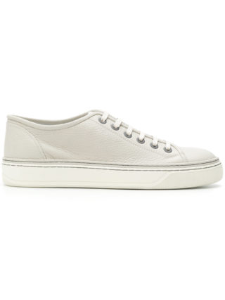 Lanvin classic low-top sneakers (grijs)
