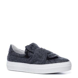 Sacha platform sneakers (grijs)
