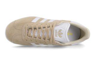 Damen schuhe adidas Originals Gazelle B41660 (bruin)