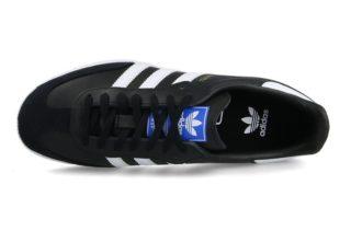 Damen schuhe adidas Originals Samba OG J B37294 (zwart)