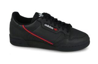 adidas Original Continental 80 B41672 (zwart)