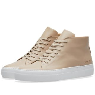Common Projects Court Mid (Neutrals)