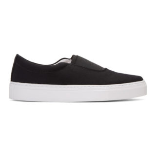 Primury Black Basal Sneakers