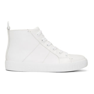 Opening Ceremony White Howard Sneakers