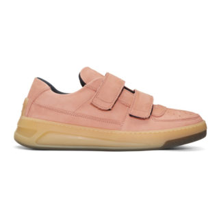Acne Studios Pink Perey Sneakers