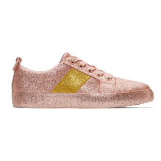 Opening Ceremony Pink Glitter La Cienaga Sneakers