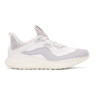 Adidas x Kolor White Alphabounce Sneakers