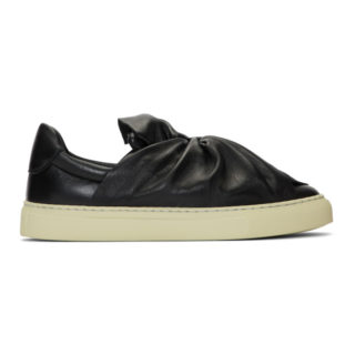 Ports 1961 Black Bow Sneakers