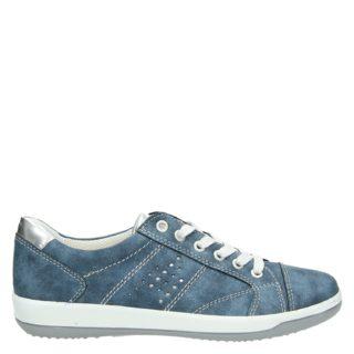 Jenny lage sneakers blauw