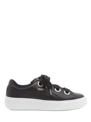 Puma Puma Platform Kiss Shoes (zwart)