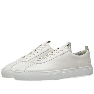 Grenson Sneaker 1 (White)