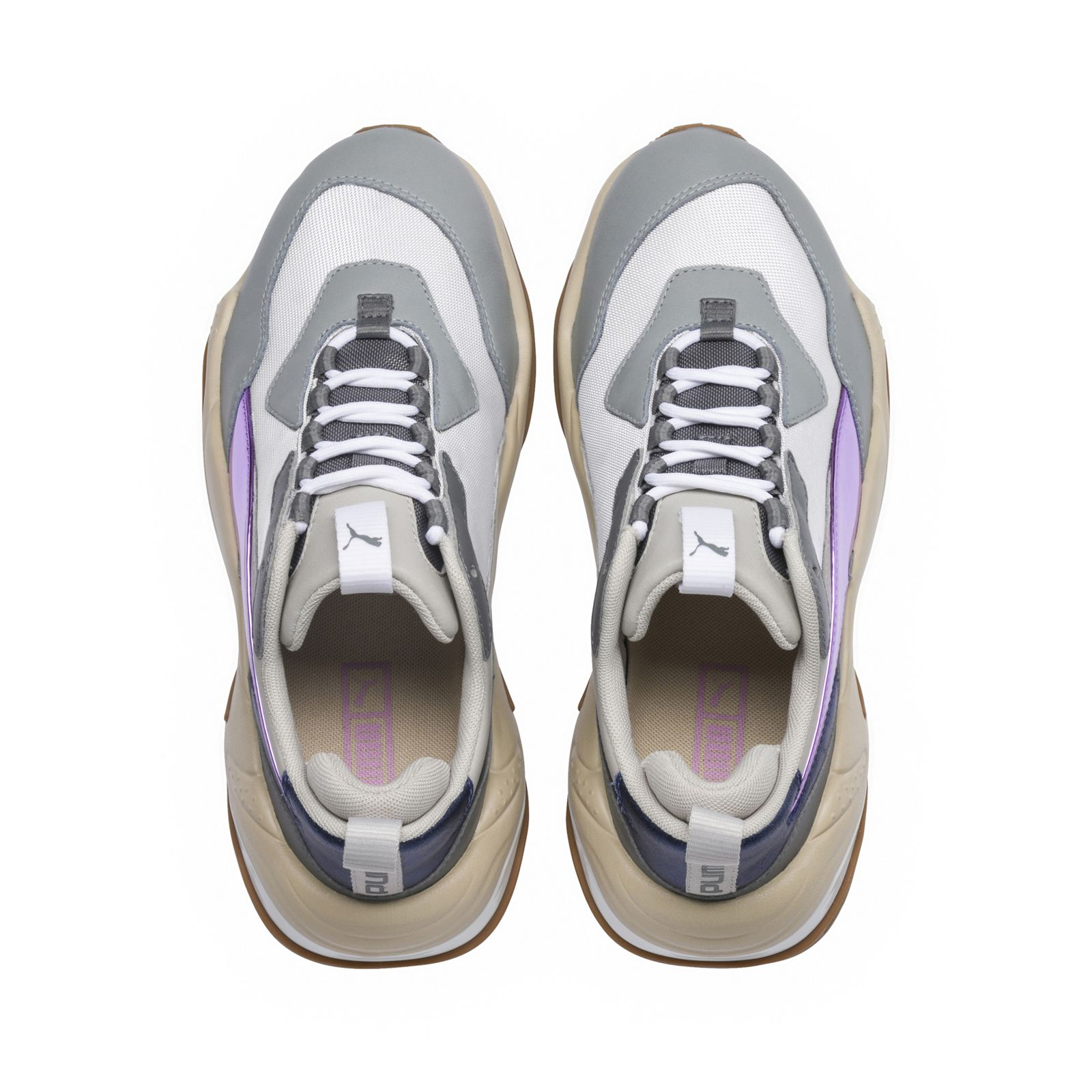 Puma Thunder Electric Quarry Pink / Lavender / Cement (367998-01)