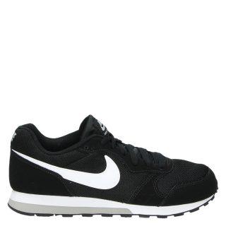 Nike MD Runner lage sneakers zwart
