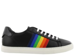 Dsquared2 Dsquared2 New Tennis Sneakers (zwart/wit)