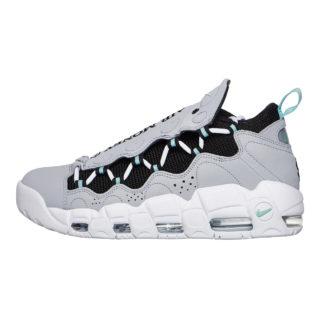 Nike Air More Money (grijs/groen/zwart)