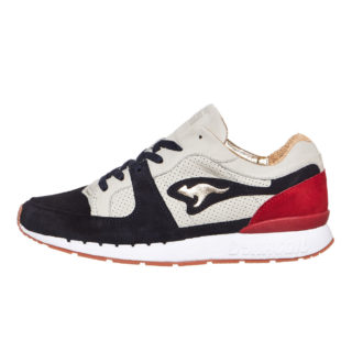 KangaROOS Coil R1 Playmaker Made in Germany (grijs/blauw)