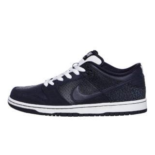 Nike SB Dunk Low (blauw/wit)