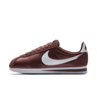 Nike Classic Cortez Nylon Damesschoen - Rood rood