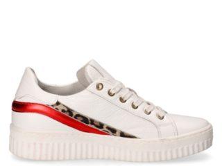 Shoecolate 652.81.070 (Wit combinatie)