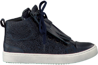 Blauwe Jochie & Freaks Sneakers 17552