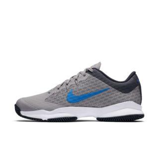 NikeCourt Air Zoom Ultra HC Tennisschoen voor heren - Grijs grijs