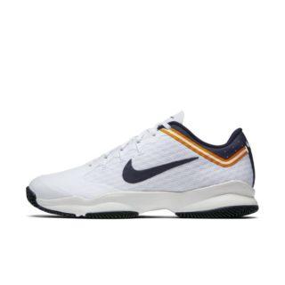 NikeCourt Air Zoom Ultra HC Tennisschoen voor heren - Wit wit