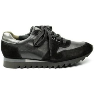 Paul Green DAMES sneaker 4659 zwart