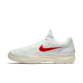 Nike Zoom Cage 3 HC Tennisschoen voor heren - Wit wit