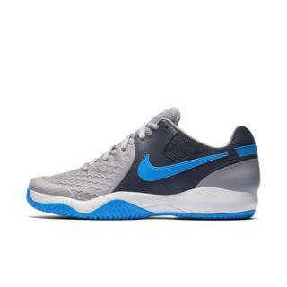 NikeCourt Air Zoom Resistance HC Tennisschoen voor heren - Grijs grijs