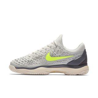 Nike Zoom Cage 3 HC Tennisschoen voor dames - Grijs grijs