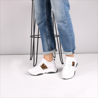 Witte Maruti Sneakers CHESTER