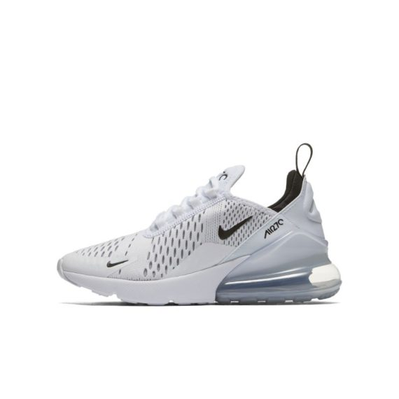 Nike Air Max 270 Kinderschoen – Wit wit
