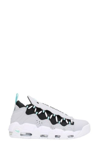 Nike Nike Air Get Money Sneakers In Grey Nubuk (grijs)