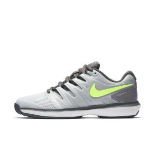 Nike Air Zoom Prestige HC Tennisschoen voor dames - Grijs grijs