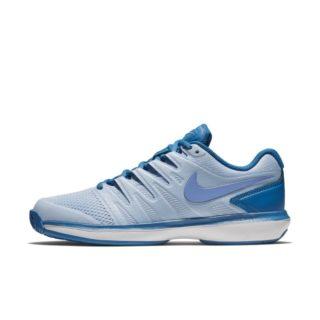 Nike Air Zoom Prestige HC Tennisschoen voor dames - Blauw blauw