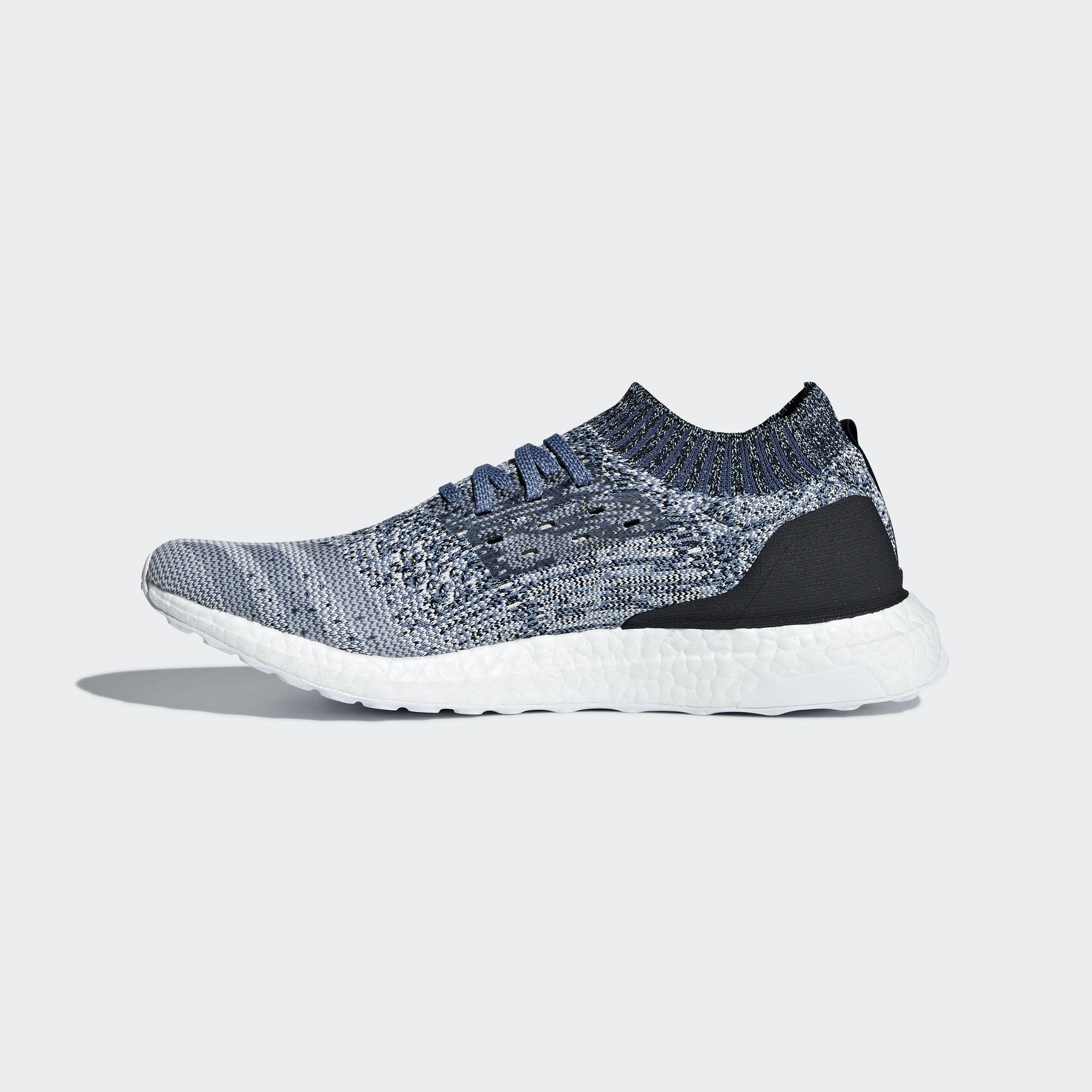 Adidas Ultra Boost Uncaged Raw Grey / Chalk Pearl / Blue Spirit (AC7590)