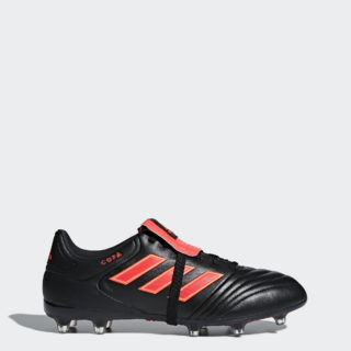 adidas Copa Gloro 17.2 Firm Ground Boots AQO67 (Core Black/Solar Red/Solar Red)