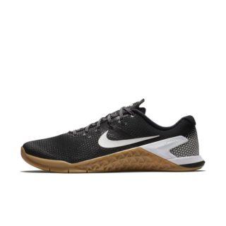 Nike Metcon 4 Herenschoen voor crosstraining en gewichtheffen - Zwart zwart