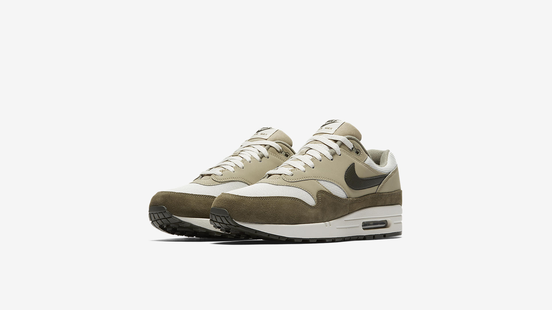 Nike Air Max 1 Medium Olive / Sequoia-Neutral Olive (AH8145-201)
