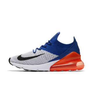 Nike Air Max 270 Flyknit Herenschoen - Blauw blauw