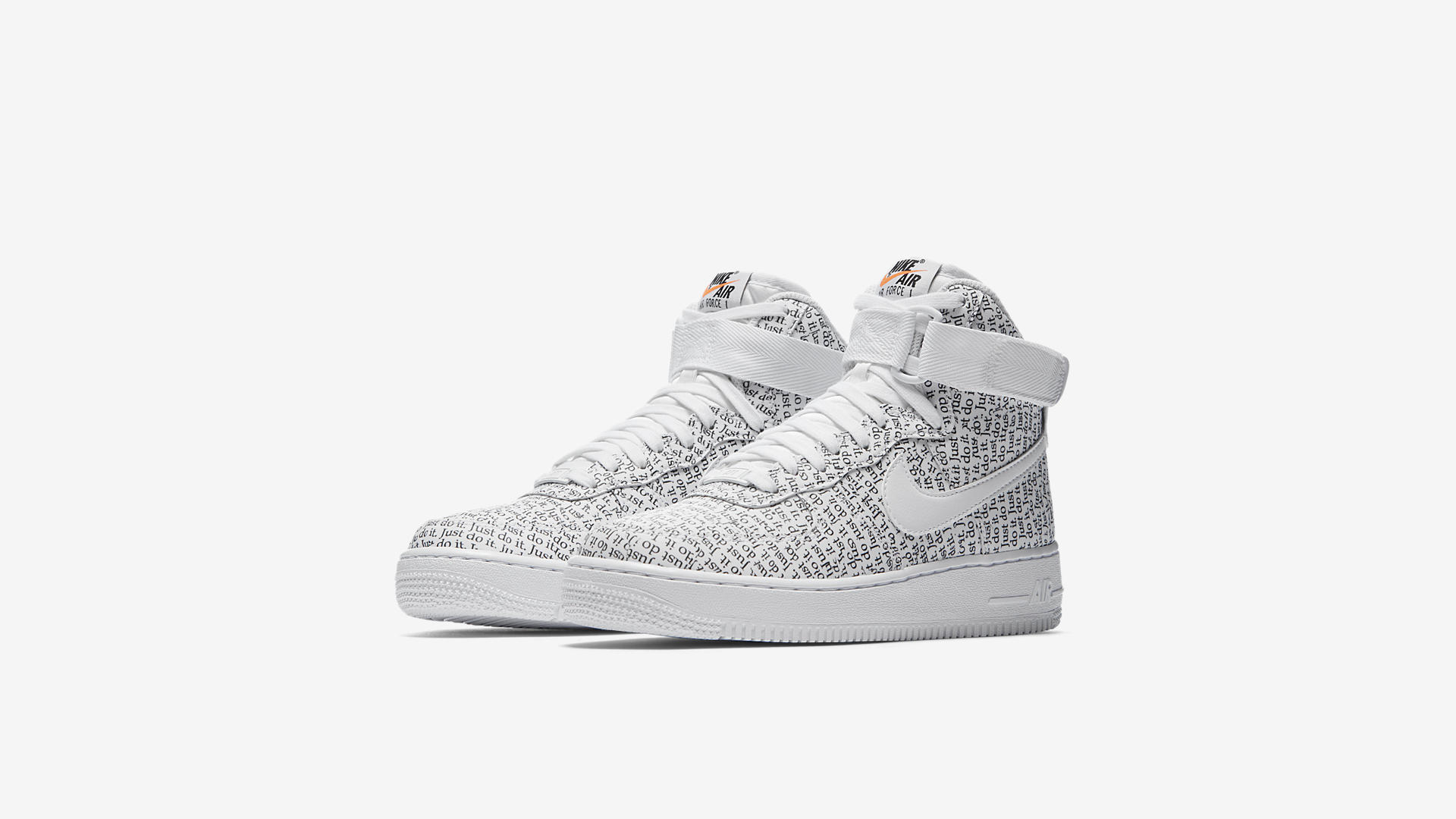 Nike Air Force High LX JDI White (AO5138-100)