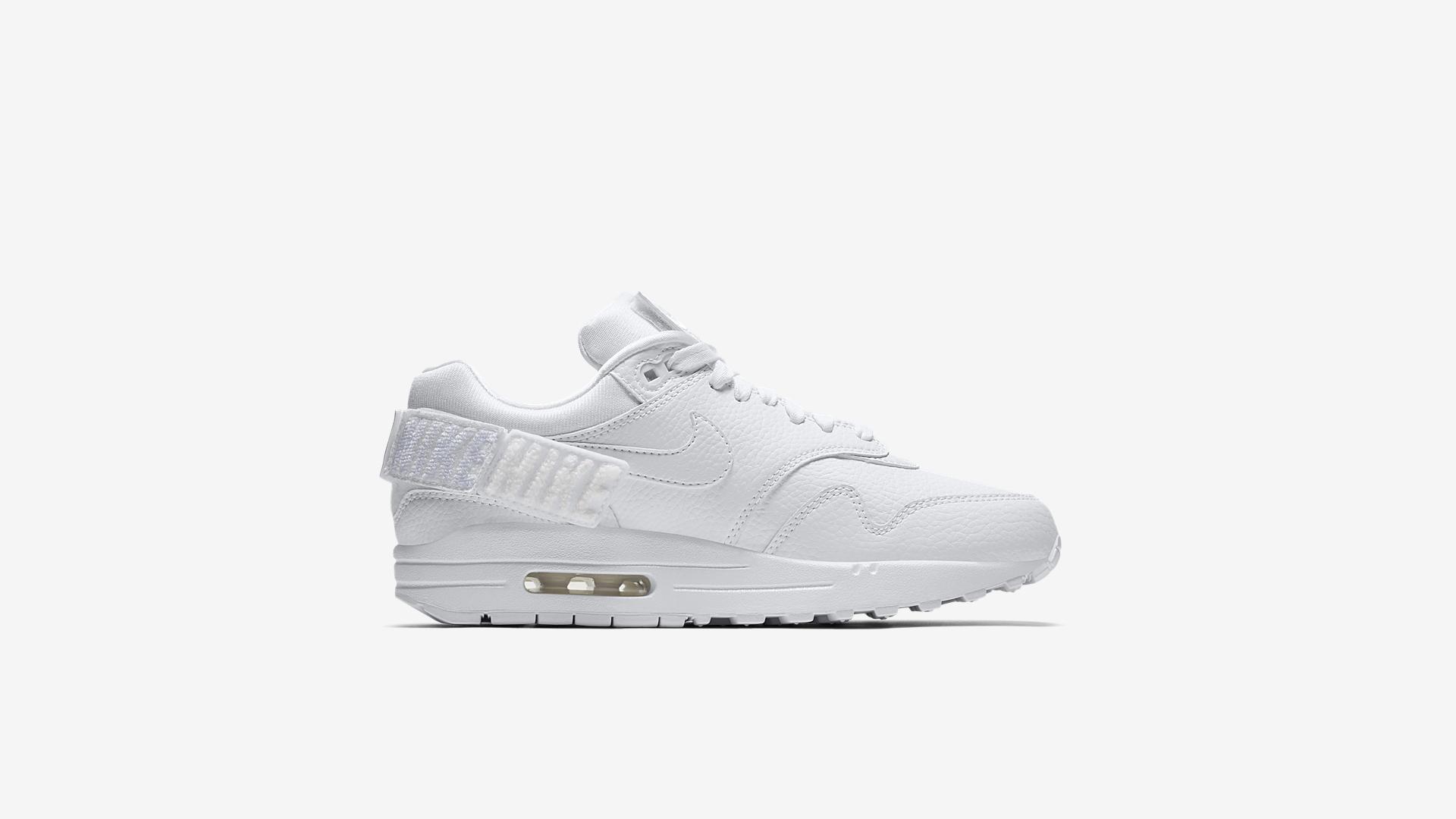 Nike Air Max 1-100 Triple White (AQ7826-100)