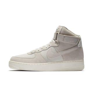 Nike Air Force 1 High'07 Suede Herenschoen - Cream creme