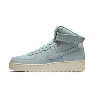 Nike Air Force 1 High'07 Suede Herenschoen - Blauw blauw