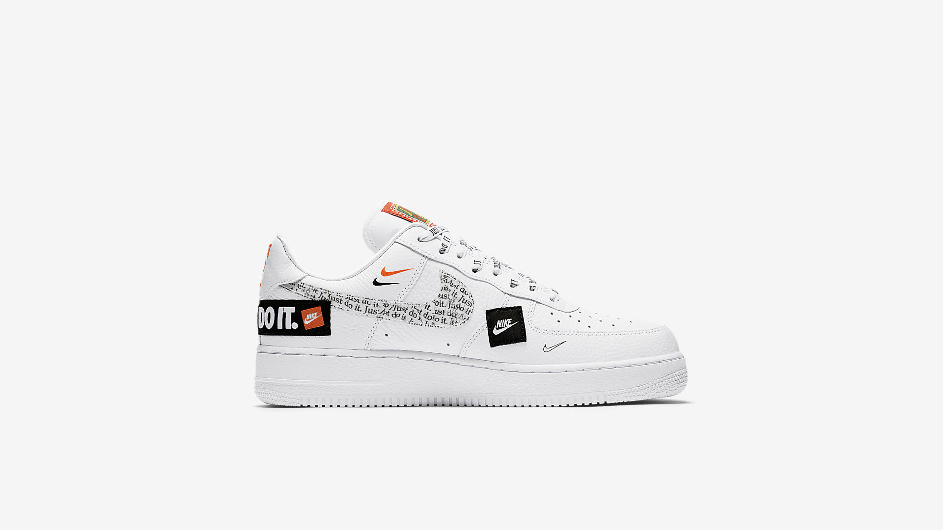 Nike Air Force 1 `07 Premium JDI White (AR7719-100)