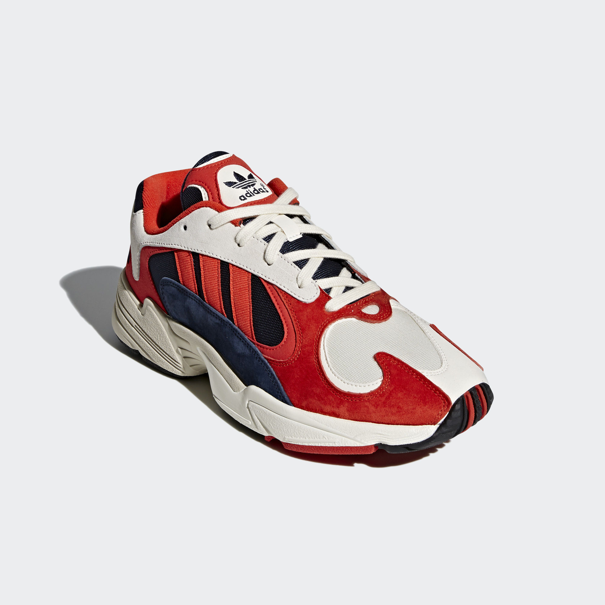 Adidas Yung 1 Orange / Core Black / Collegiate Navy (B37615)