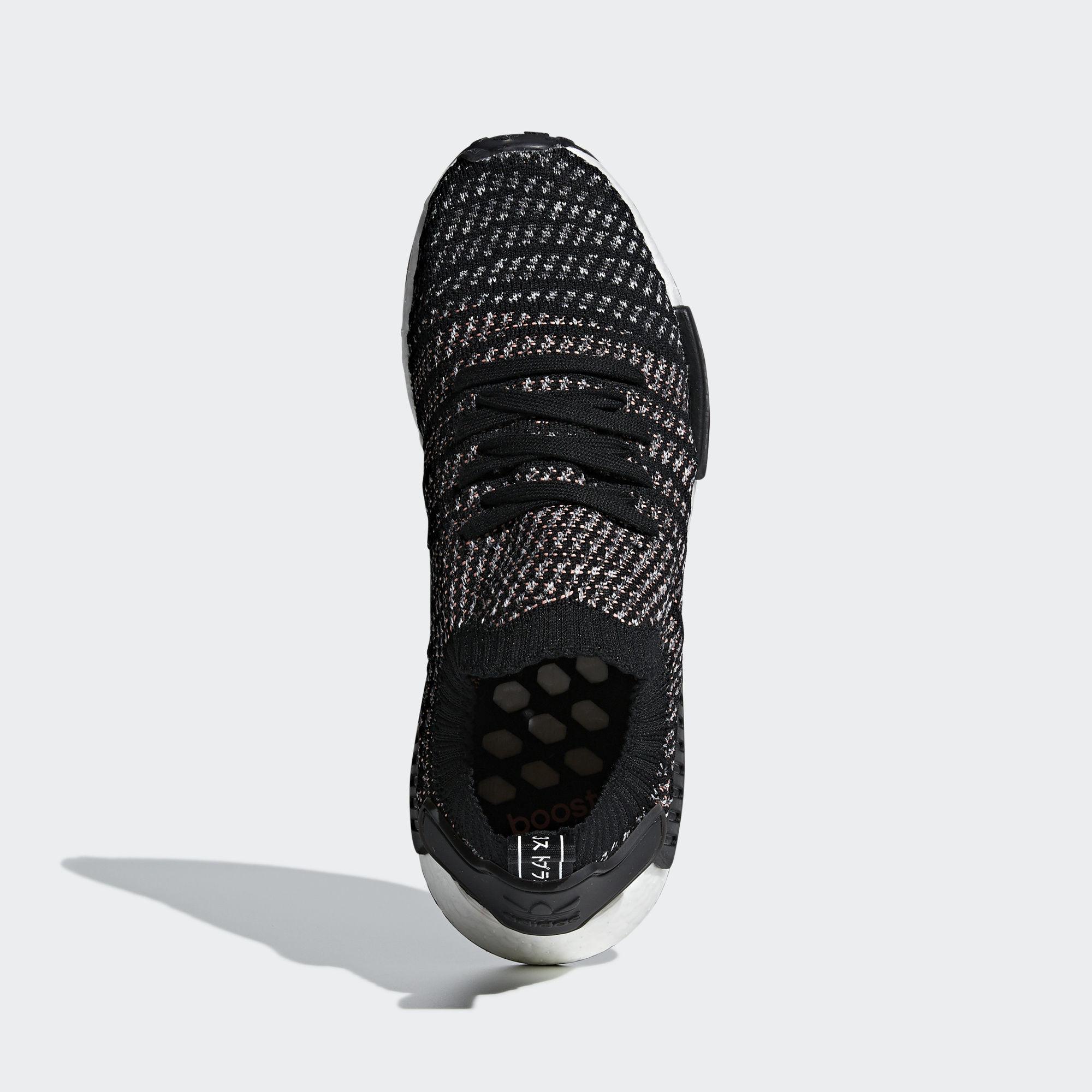 Adidas NMD_R1 STLT Orange / Grey Two / Grey Five (B37636)