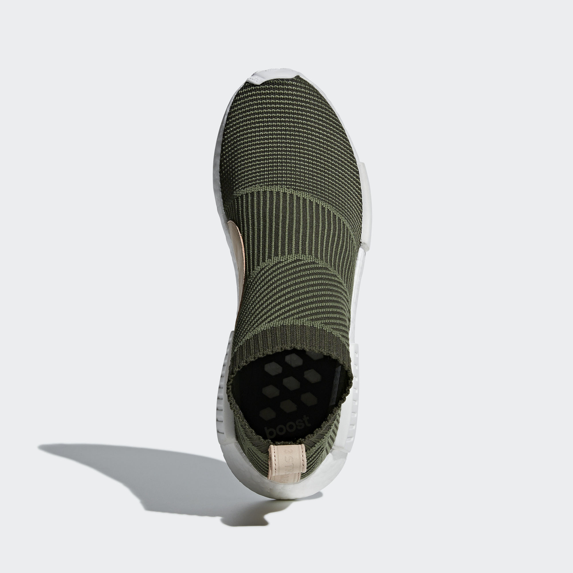 Adidas NMD_CS1 Night Cargo / Base Green / Ftwr White (B37638)